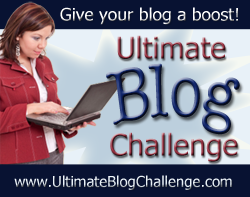 Challenging Myself to Blog: The Ultimate Blog Challenge!