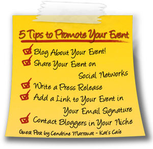 How to Create Buzz About your Cause, Giveaway or Promotion