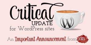 WP News: WordPress 4.2.2 Security and Maintenance Release